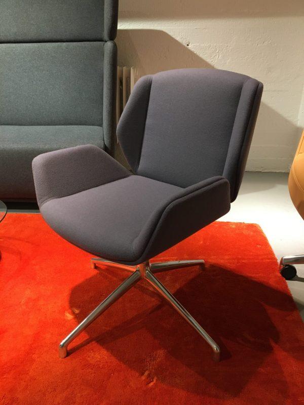 Boss Design Kruze -tuoli, harmaa