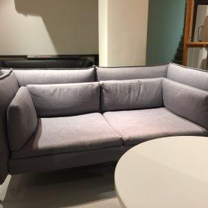Cappellini Basket -sohva, harmaa