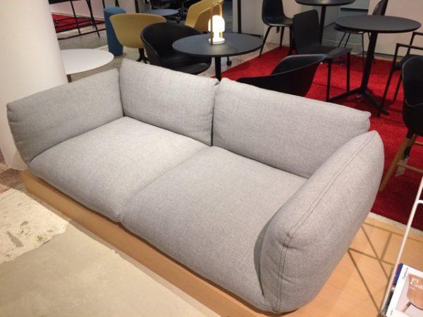 Cor Jalis -sohva, harmaa