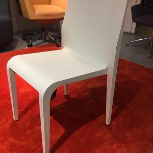 Alias laleggera -tuoli valkoinen