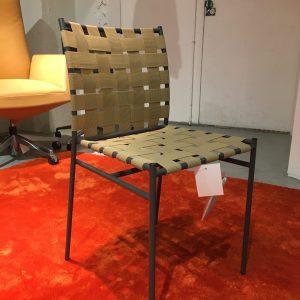 Alias tagliatelle -tuoli ruskea