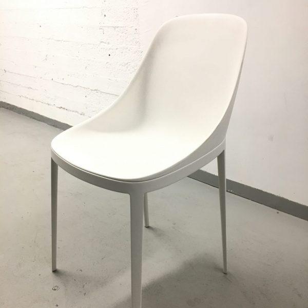 Alias elle -tuoli valkoinen