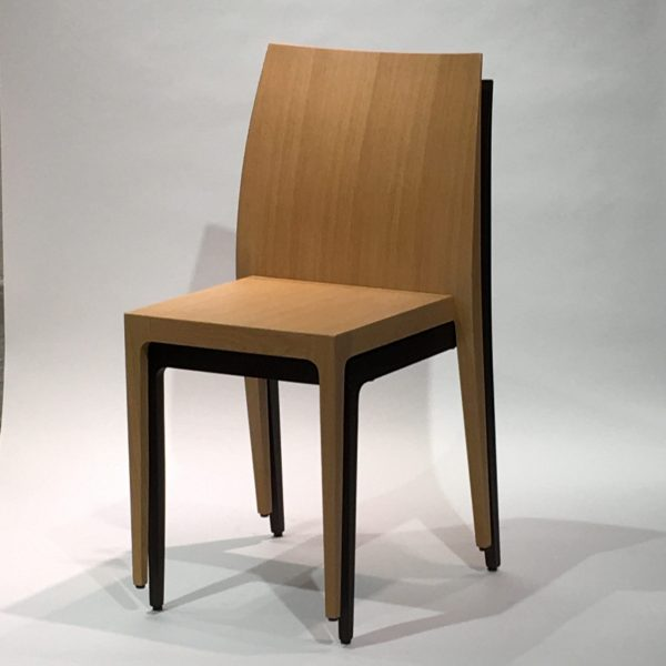 Crassevig Anna -tuoli, ruskea