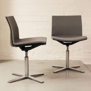 Dynamobel Trazo -tuoli, harmaa