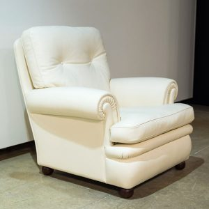 Poltrona Frau Dream On -nojatuoli valkoinen