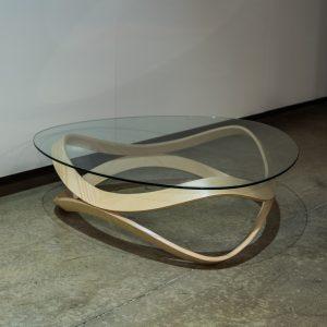 Karl Andersson & Söner Newton -sohvapöytä, ruskea
